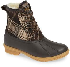Pendleton BOOT Heritage Plaid Duck Boot
