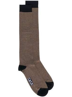 fe-fe striped socks