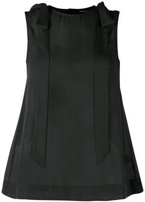 Simone Rocha sleeveless blouse