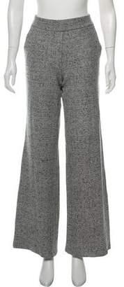 Theory Tweed Wide Leg Pants w/ Tags