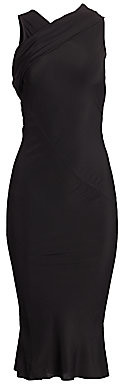 Rick Owens Women's Banana Tank Midi Dress