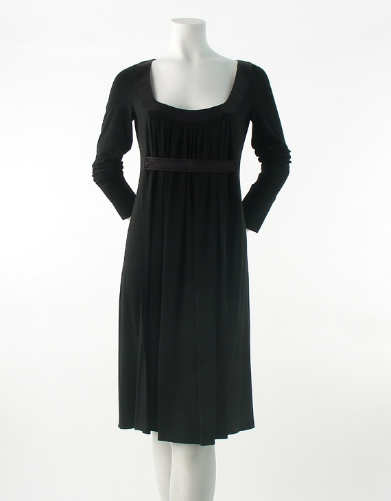 Shelly Steffee Square Neck Dress
