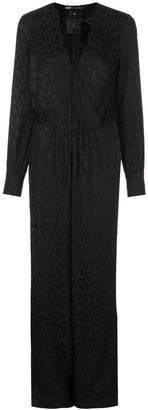 Jay Godfrey printed jumpsuit