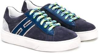 Hogan classic low-top sneakers