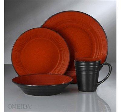 Dinnerware Set (16-pc.) by Oneida
