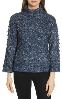 Kate Spade chunky cable sweater