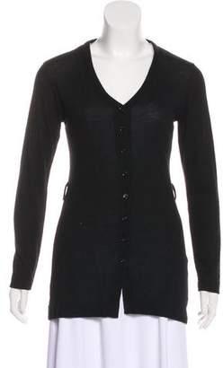 Kristensen Du Nord Cashmere Button-Up Cardigan
