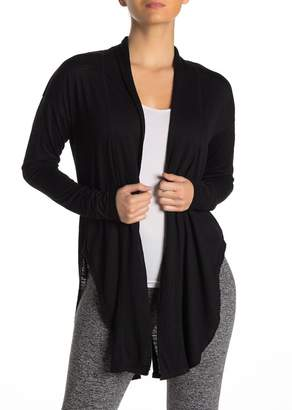 Zella Z By Incline Open High/Low Cardigan
