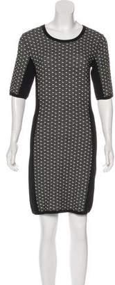 Rag & Bone Knee-Length Knit Dress