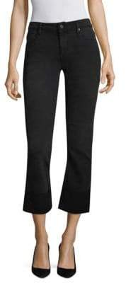 RtA Duchess Skinny Flared Jeans