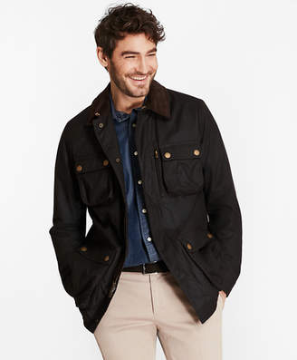 Brooks Brothers Waxed Field Jacket