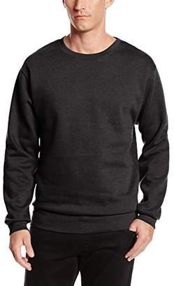 Soffe MJ Men's Fleece Crew Sweatshirt