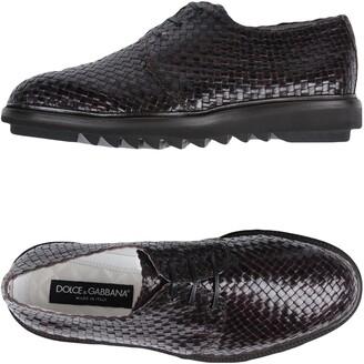 Dolce & Gabbana Lace-up shoes - Item 11422586HA