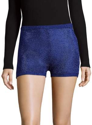 Balmain Women's Elasticized Shorts