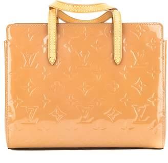 Louis Vuitton Rose Velours Monogram Vernis Leather Catalina BB (3896019)