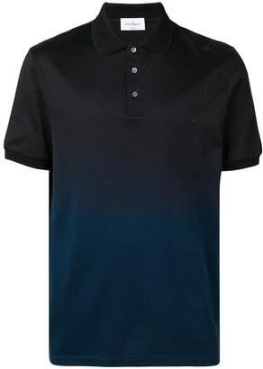 Salvatore Ferragamo logo short-sleeve polo shirt