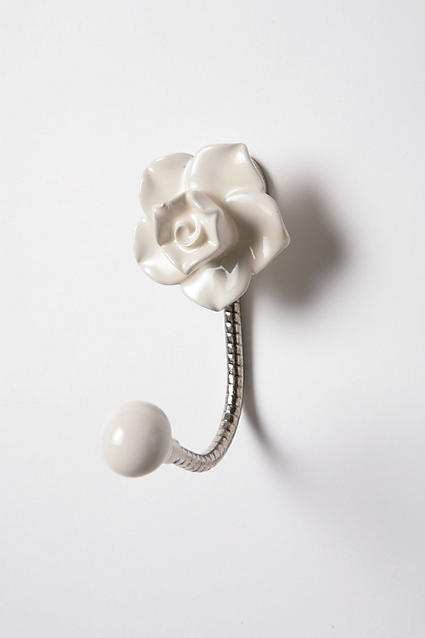 Anthropologie Petal Hook