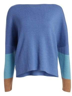 Rachel Comey Double Knit Runa Alpaca Sweater