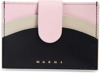 Marni Law Leather Card Holder