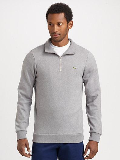 Lacoste Half-Zip Pullover