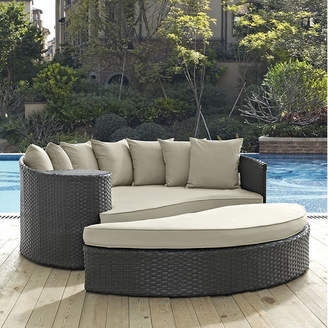 Modway Sojourn Daybed with Cushions
