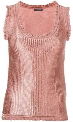 ccc41a1adabe5 Alexander McQueen Pink Women s Tops - ShopStyle