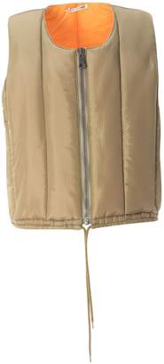 Our Legacy Zip Padded Gilet