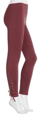 Nine West Lace-Up Women's Leggings
