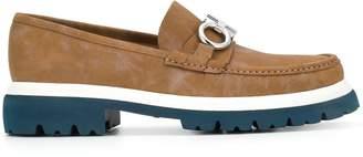 Salvatore Ferragamo ganicini moccasin loafers