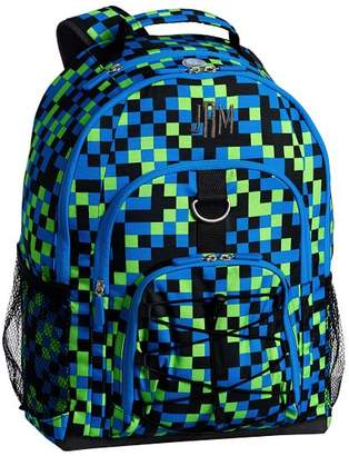 Pottery Barn Teen Gear-Up Neon Pixel Backpack