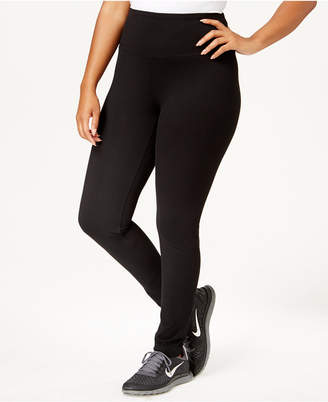 Style&Co. Style & Co Plus Size Tummy-Control Leggings, Created for Macy's