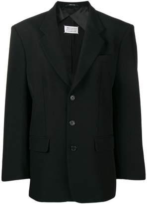 Maison Margiela three button blazer
