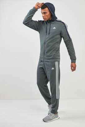 7f84066e494f Next Mens adidas Legend Ivy Energize Fleece Tracksuit