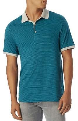 Alternative Eco-JerseyTM Striped Polo Shirt