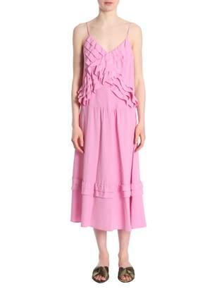 N°21 Ruffled Dress