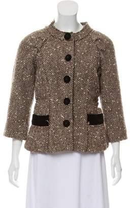 Marc Jacobs Wool Bouclé Jacket