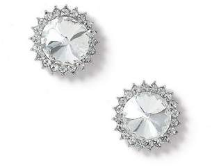 Miss Selfridge Crystal stud earring