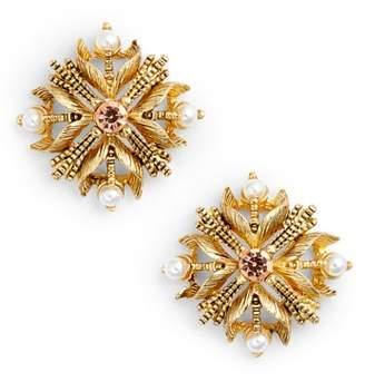 Badgley Mischka Stud Earrings
