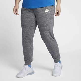 Nike Sportswear Gym Vintage Women's Pants (Plus Size)