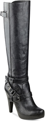 G by GUESS Theorry Tall Boots $99 thestylecure.com