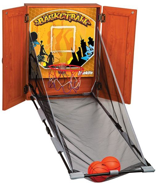 Franklin® Fold N' Jam Arcade Basketball