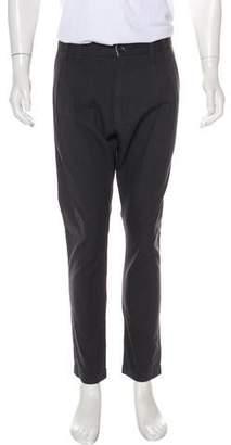 Dolce & Gabbana Skinny Herringbone Pants