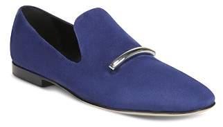 Via Spiga Women's Tallis Almond Toe Loafers