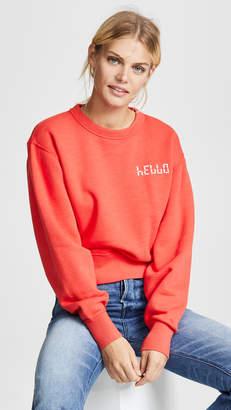 Rag & Bone HELLO Sweatshirt