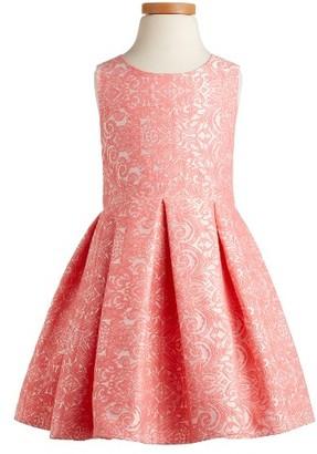 Toddler Girl's Dorissa Megan Sleeveless Dress $54 thestylecure.com