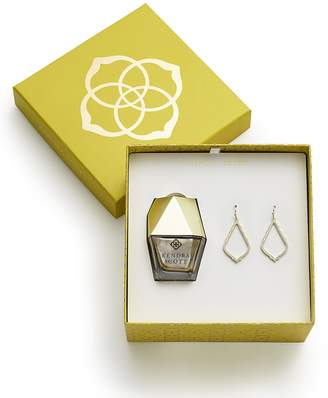 Kendra Scott Sophia Earrings and Nail Lacquer Gift Set