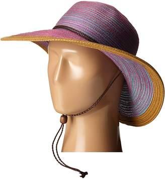San Diego Hat Company MXM1022 4 Inch Brim Sun Hat with Adjustable Chin Cord Caps