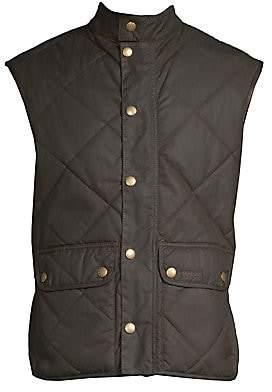Barbour Men's Countrywear Wax Lowerdale Quilted Vest