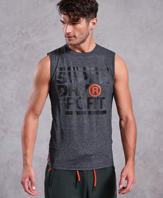 Superdry Core Graphic Tank Top