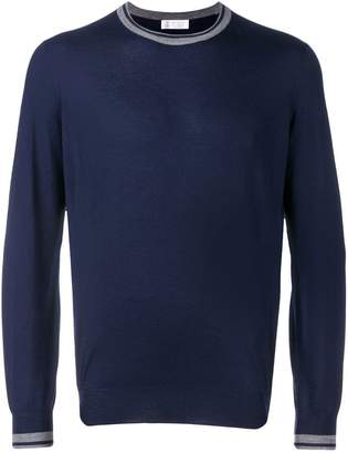 Brunello Cucinelli fitted pullover